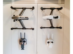 DJi Inspire 1 & 2 Wallmounts ...