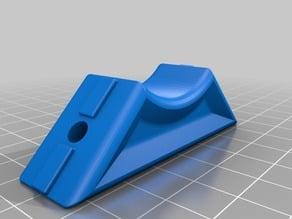 Angle bracket (90deg) extrusion aluminium 20x20 (2020) for ITEM