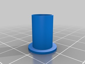 Z screw holder for Anet A8 (Prusa i3)