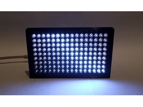 16x9 LED Matrix