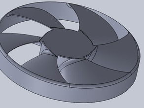 blades replacement for 120mm fan AirPresure