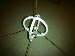 1/4 Wave Ground Plane Antenna Mk II