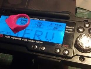FlySky GT3B Transmitter Trigger Replacement