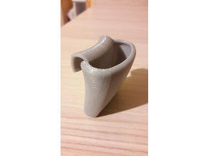 Tea bag holder (on cup)