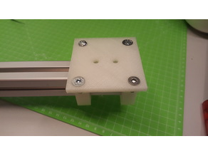 YALGWPI (yet another linear guide with ptfe inserts)