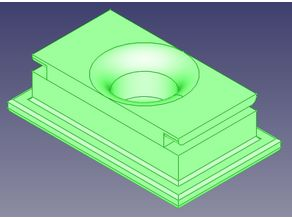 Anycubic i3 Mega Filamentführung