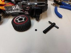 Carisma GT24 4.5mm Wheel Nut Wrench