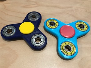 Yet Another Fidget Spinner With Caps
