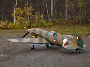 Accessories for the Hobbyking (Piccole Ali) Macchi C.205 Veltro ARF