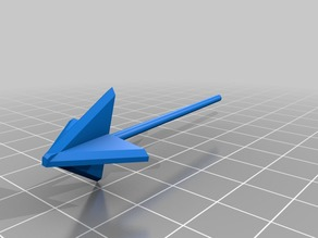 featherless arrow for fetching practice