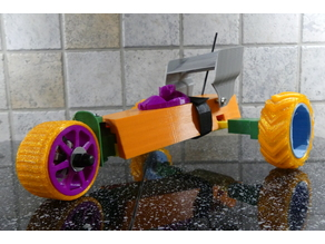 R/C brushless tricycle