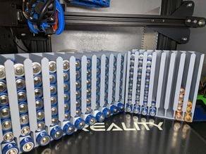 75 AA Battery Dispenser