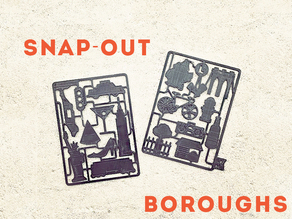 SNAP-OUT NYC Boroughs