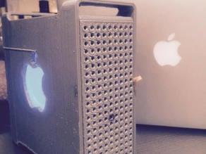 Mac pro side lamp #LightItUp