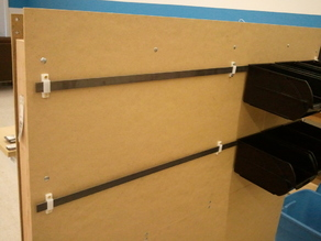 Straight Metal Jacket - With inset mounts