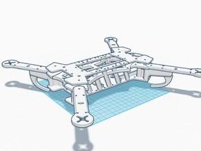 SP Foldable Gill 1.0-  Quadcopter