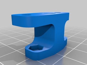 BL-Touch-mount for Anycubic I3 with E3dV6