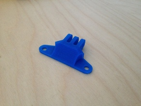 Modified Adjustable Blower-Fan Mount 40mm