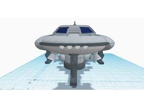 Starcruiser 1 Refit 2019