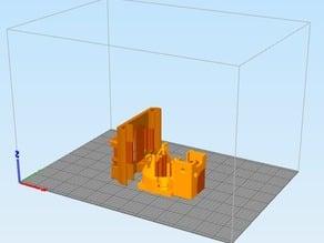 Diamond mount for Replicator/Duplicator