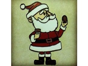 Rudolph - Santa Claus