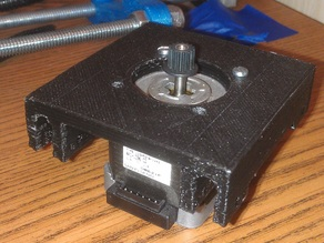 Printrbot Original Y Axis Motor Mount Mod