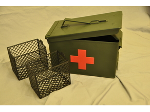 Ammo Box Crate