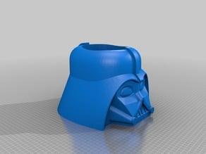 Darth Vader Popcorn bowl