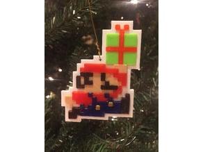 Mario Hanging Ornament