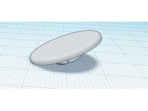 Fidget spinner caps - 2 Verisons