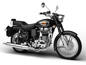 Motorcycle Royal Enfield Bullet 500 2016(remixed)