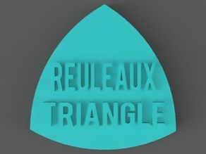 Reuleaux Triangle