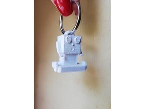 PuppyBot Keychain