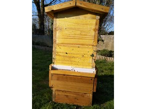 Porte de ruche warre / Bee hive entrance