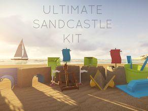 Ultimate Sandcastle Kit