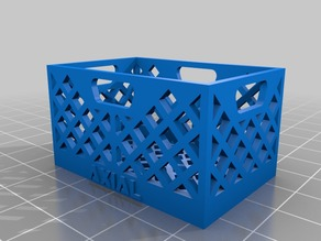AXIAL SCALE CRAWLER BASKET
