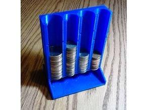 Coin holder sorter
