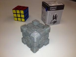 Rubik's Companion Cube