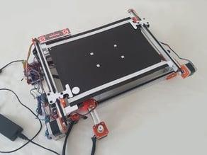 Arduino Pong Table by www.3d-proto.de