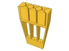 Steel Dart Case