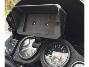 iPhone holder Africa Twin XRV 750
