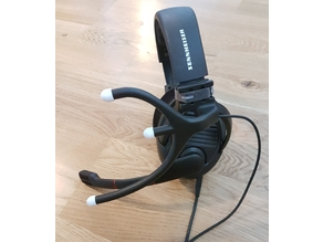 TrackIR LED holder