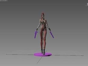 Bayonetta nude