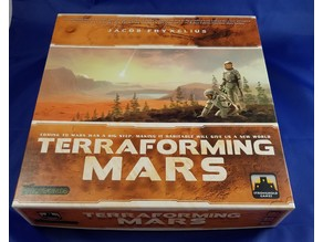 The Great Terraforming Mars Storage Mash Up