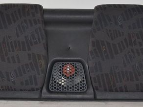 Rear seat hole cover for Opel Tigra A