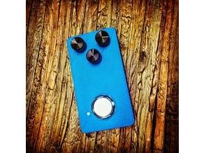 Guitar FX Pedal - Arcade Button Remix