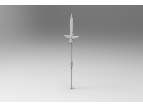 Grimdark Boar Spear
