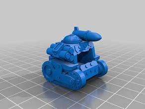 Squig Tank (Warhammer 40K)