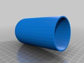 simple 52 mm gauge pod