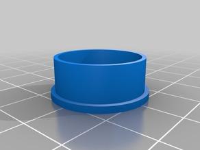 My Customized Fidget Spinner Ring Knurl